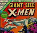 Giant-Size X-Men Vol 1 2