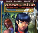 Casey Blue: Beyond Tomorrow Vol 1 1