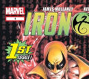 Iron Fist Vol 4 1/Images