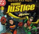 Young Justice/Covers