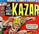 Ka-Zar Vol 2 12/Images