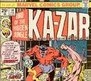 Ka-Zar Vol 2 14/Images