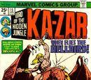 Ka-Zar Vol 2 15/Images