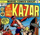 Ka-Zar Vol 2 20/Images