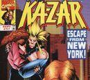 Ka-Zar Vol 3 17
