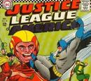 Justice League of America Vol 1 50