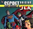 Secret Origins Featuring the JLA (Collected)