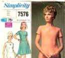 Simplicity 7576