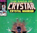 Saga of Crystar, Crystal Warrior Vol 1 6/Images