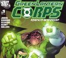 Green Lantern Corps: Recharge Vol 1 1