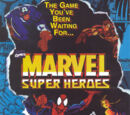 Marvel Super Heroes (Arcade Game)