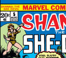 Shanna, The She-Devil Vol 1 5