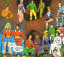 Legion of Super-Heroes (SW6)/Gallery