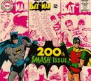 Batman Vol 1 200