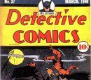 Detective Comics Vol 1 37