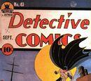 Detective Comics Vol 1 43