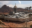 Locations in Starship Troopers (film)