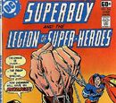 Superboy and the Legion of Super-Heroes Vol 1 240