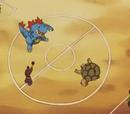 Conferencia de Pokémon sumo/Competición de sumo Pokémon