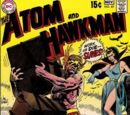 Atom and Hawkman Vol 1 45