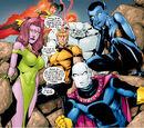 X-Men members (Earth-295)
