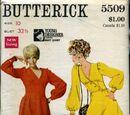 Butterick 5509