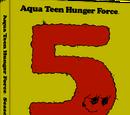 ATHF Volume Five DVD Box Set