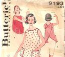 Butterick 9193