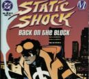 Static Shock: Rebirth of the Cool Vol 1 2