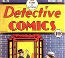 Detective Comics Vol 1 25