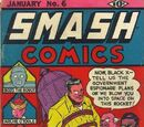 Smash Comics Vol 1 6