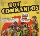 Boy Commandos Vol 1 2