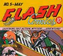 Flash Comics Vol 1 5