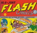 Flash Comics Vol 1 6