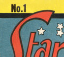 Star-Spangled Comics Vol 1 1