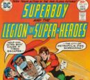 Superboy and the Legion of Super-Heroes Vol 1