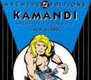 Kamandi Archives Vol. 2 (Collected)