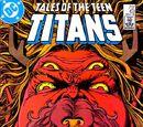 Tales of the Teen Titans Vol 1 63