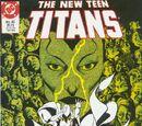 New Teen Titans Vol 2 43