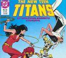 New Teen Titans Vol 2 45