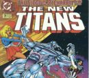 New Titans Vol 1 124