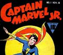 Captain Marvel, Jr. Vol 1 1