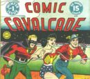 Comic Cavalcade Vol 1