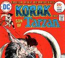 Korak Son of Tarzan Vol 1 57