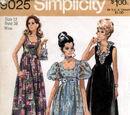 Simplicity 9025 A