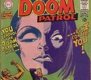 Doom Patrol Vol 1 118