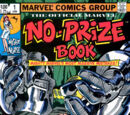 The Marvel No-Prize Book Vol 1 1