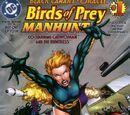 Birds of Prey: Manhunt Vol 1 1