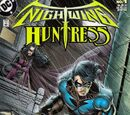 Nightwing/Huntress/Covers