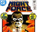 Night Force Vol 1 1